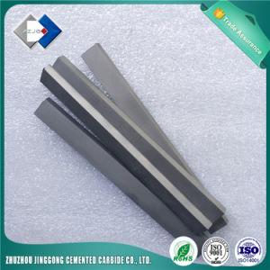 De Vlakke Staven Van uitstekende kwaliteit van het Carbide van het Wolfram van Zzjg K20 K30