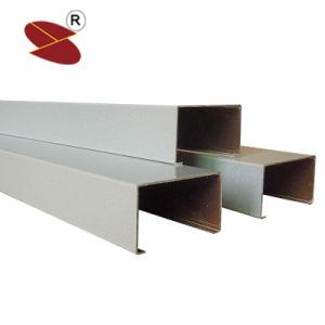 Alla moda U-Mettere a nudo la decorazione interna del soffitto di alluminio del deflettore dal fornitore della Cina