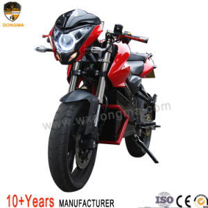 Dongma motocicleta eléctrica de la moda la moda de precio con motor central