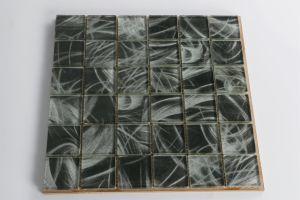 Mattonelle di mosaico di sguardo del documento di parete di serie della stagnola di Glod