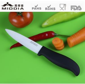 5inch Yoshiの刃の台所食事用器具類の陶磁器の実用的なナイフ