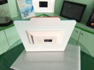 Visualizzazione acrilica di schiocco con il video blocco per grafici della foto di Digitahi dello schermo dell'affissione a cristalli liquidi