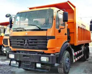 6X4 25 van het Noorden van Benz Ton van de Vrachtwagen van de Kipwagen