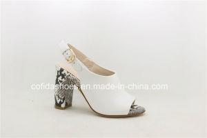 2017 Nouveau Fashion femmes haut talon sandale Lady chaussures