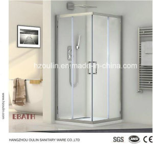 Uma porta corrediça Square chuveiro Compartimento Monmouthshire