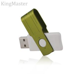 Металлические поворотное устройство памяти USB Memory Stick USB Flash Driver