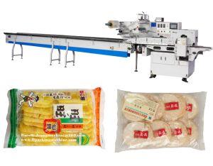 Full automatic Bolo de arroz da máquina de embalagem