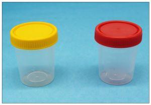 Spécimen stérile contenant de l'urine de spécimen de CUPS CUPS