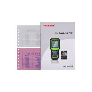 Touche Auto Obdstar programmeur Pros X100 (C), y compris X200 fonction Scanner Scanner de code OBD2 professionnelle