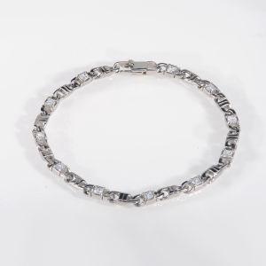 Qualitäts-tschechisches KristallEdelstahl-Armband (CP-JS-BS-0779)