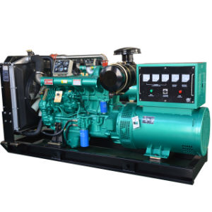 Weichai Engineが動力を与えるISOの電気ディーゼル発電機
