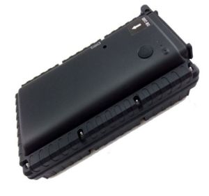Große Kapazitäts-Batterie-Magnet-Schwingung-Fühler PAS T15400se Fahrzeug-Verfolger GPS-15400mAh die Hilfen-Taste