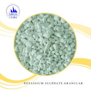 Het Sulfaat van het kalium (SOP) met Vrije Steekproef