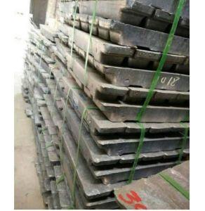 Batterie au plomb/plaque drainés Scraps & refondu les lingots de plomb 99,97 %