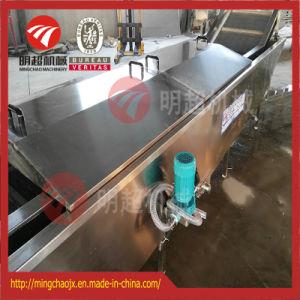Sac automatique des aliments La pasteurisation l'équipement avec section de refroidissement