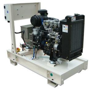 45kw/68kVA Lovol Motor geöffnet/Slient Art-Dieselgenerator-Set