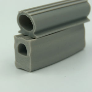 fa0197e8bce La empaquetadura de caucho EPDM de tiras de sellado de caucho Perfil de goma  para puertas
