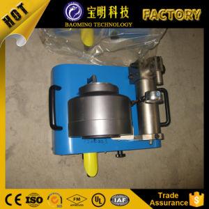 容易な操作の自動手動フィン力の油圧ホースのひだが付く機械