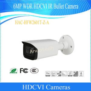 De Camera van de Kogel van kabeltelevisie IRL van de Veiligheid Hdcvi van Dahua 6MP WDR (hac-hfw2601t-z-a/hac-hfw2601t-z-a-DP)