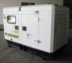 84квт/105ква бесшумный дизельного двигателя Cummins Power генераторной установки/генератор