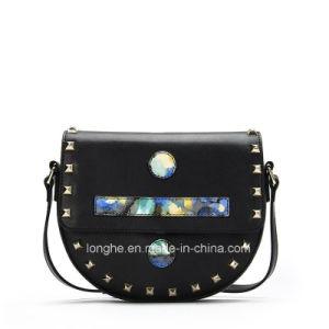 새로운 도착 최신 인기 상품 숙녀 PU 핸드백 디자이너 부대 (ZX20378)