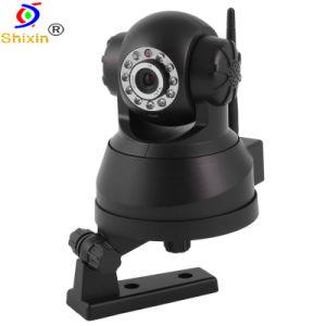 WiFi小型PTZ鍋の傾きのドームIR IPのカメラ(IP-07W)