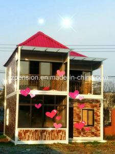저가 고품질 조립식으로 만들어지는 조립식 이동할 수 있는 집 또는 별장