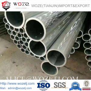 Tubo d'acciaio galvanizzato tuffato caldo dei materiali della costruzione di edifici