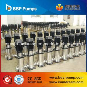 ステンレス鋼の多段式水ポンプ