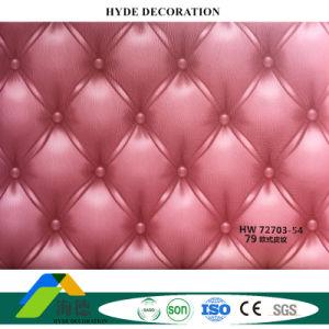 Un film plastifié imperméable panneaux en PVC panneau mural en PVC PVC extérieure des panneaux de plafond