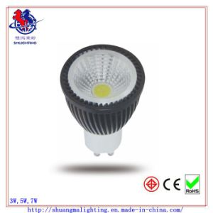 Heißes-Selling CER RoHS 3W GU10 COB LED Spot Light
