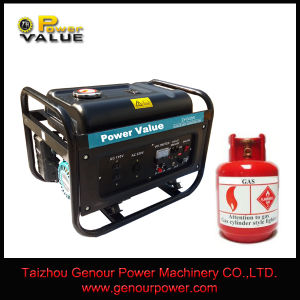 2kw 2.5kw 3kw 5kw 6kw Natural Gas Generator, Home Use를 위한 Small LPG Generator