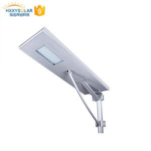 動きセンサー80Wが付いている統合されたLEDの太陽街灯