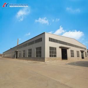 La luz de prefabricados de estructura de acero para construcción Almacén