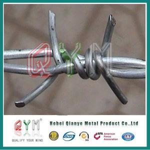 熱浸された電流を通された有刺鉄線の異なったタイプ