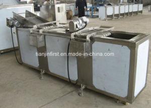 Macchina di frittura continua di controllo elettrico delle fritture di /French dei chip di Penut /Potato