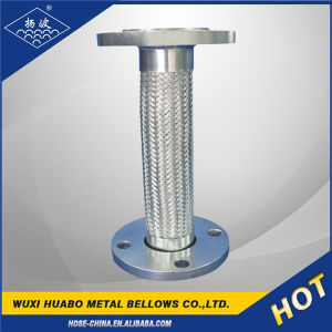 스테인리스 Steel 304, 321, 316L Corrugated Bellow Metal Tube