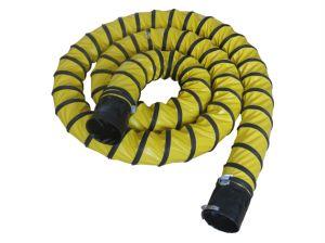8-24 огнестойкости Гибкий воздуховод вентиляционной трубы