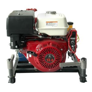 Bj-10A bewegliche Feuerbekämpfung-Wasser-Pumpe