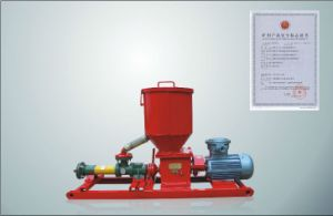 Fbk-10/1.2type Sealing Pumps für Use in Mines
