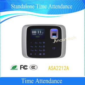 Porta USB Dahua Apontamento de impressões digitais independentes (ASA2212A/ASI1212A(V2))