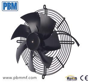 вентилятор по часовой стрелке Ec 250mm Input 230VAC осевой