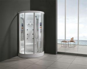 Forma de rombo de moda en el interior cabina de ducha de vapor (M-8225)
