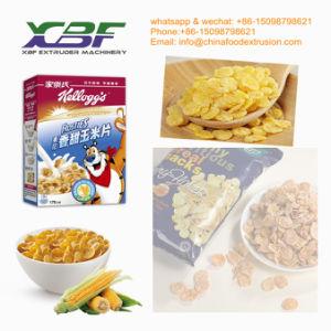 Industriales Multifunción automático de cereales de desayuno copos de maíz máquina