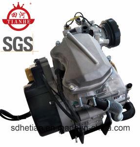 Inverter-Reichweiten-Ergänzung-Benzin-Generator SGS-anerkannter 72V 8kw Gleichstrom ausgegebener wassergekühlter