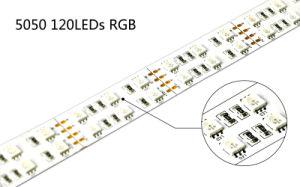 Warranty biennale SMD 5050 120LEDs/M DC12V 24V LED Strip RGB
