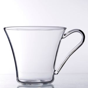 Tipi differenti tazza delle nuove innovazioni di caffè di vetro a parete semplice Handmade