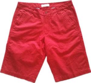 Cotone Pants Shorts per Men