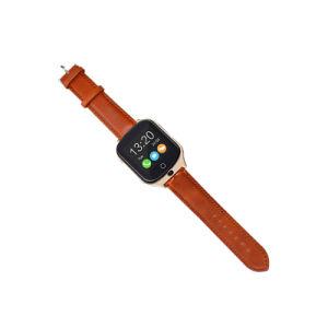 Nieuw Ontwikkeld GPS van het Scherm van de Aanraking 3G Horloge met Camera Y19