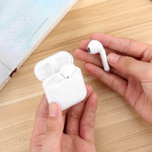 I8 Mini Tws auriculares Bluetooth gêmeos Pods de ar do fone de ouvido esportivo Mini gomos auricular estéreo sem fios